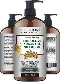 Moroccan Argan Oil Shampoo with Restorative Formula 16 fl. oz.