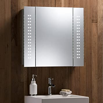Led Mirror Cabinet Bathroom