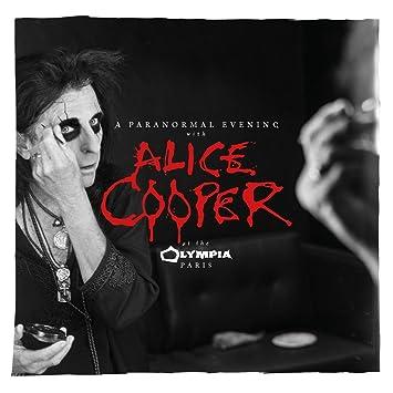 Resultado de imagen de Alice Cooper - A Paranormal Evening