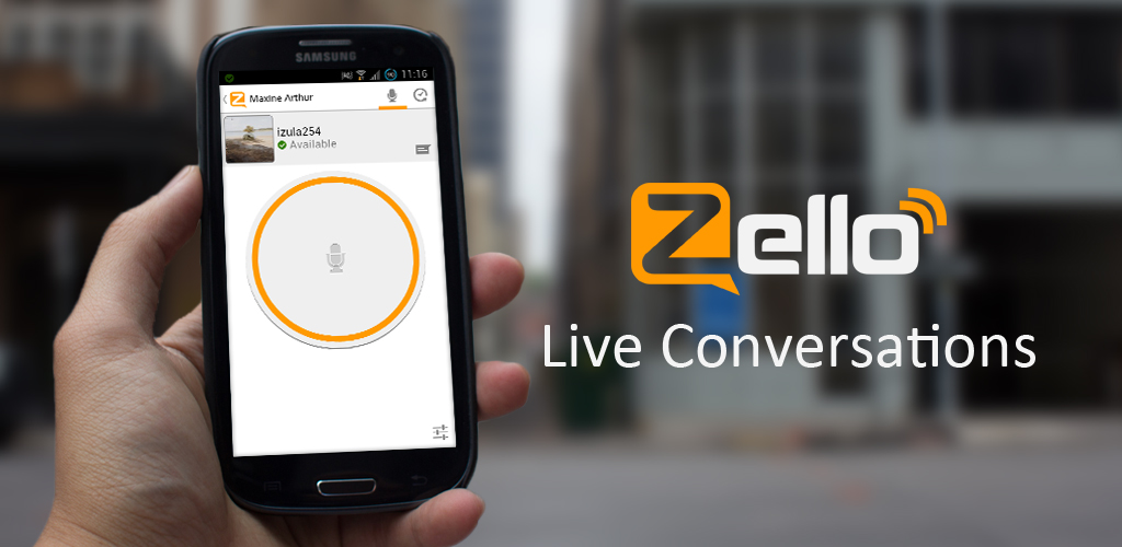 Zello (Walkie Talkie Application) | Disaster Mobile Apps | 41studio ruby on rails company