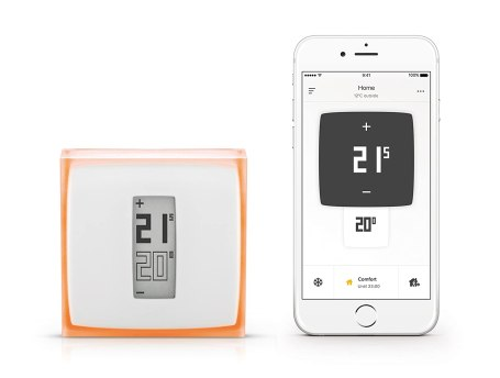 Netatmo NTH01-EN-EU Thermostat