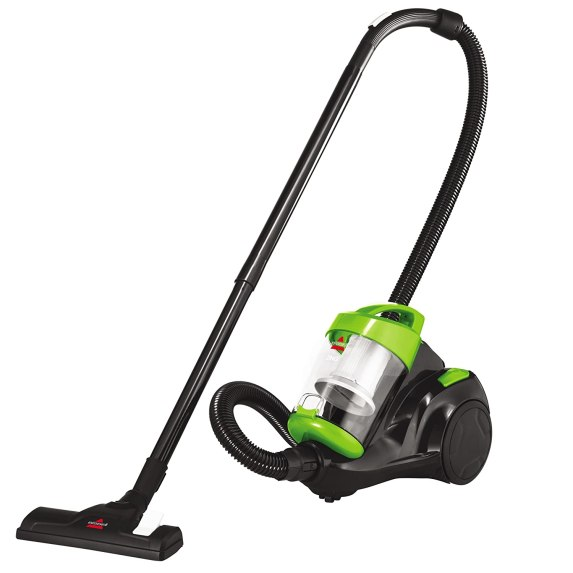 Bissell Zing Canister Bagless Vacuum 2156A Review