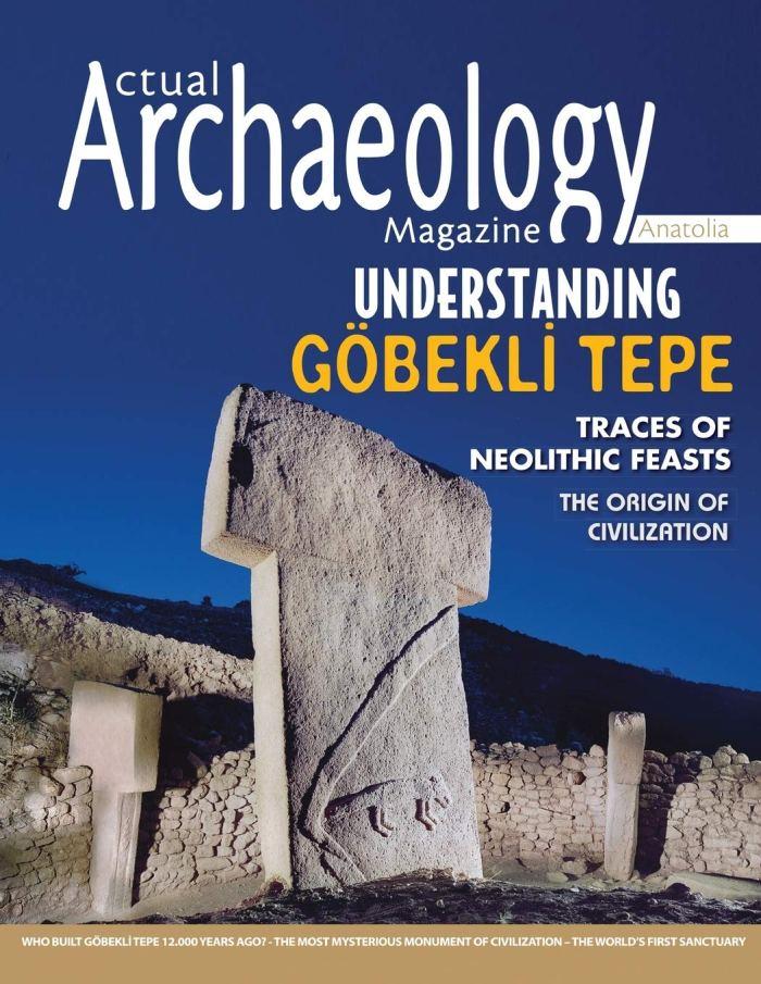 Actual Archaeology: Understanding Gobekli Tepe Lingua Inglese : 15:  Amazon.it: Tatar, Ayse, Nagis, Murat: Libri in altre lingue