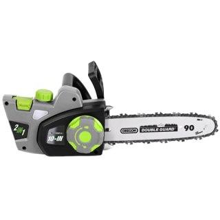 15 best electric chainsaws sept 2018 the ultimate buyers guide earthwise cvps43010 corded convertible chainsaw greentooth Image collections