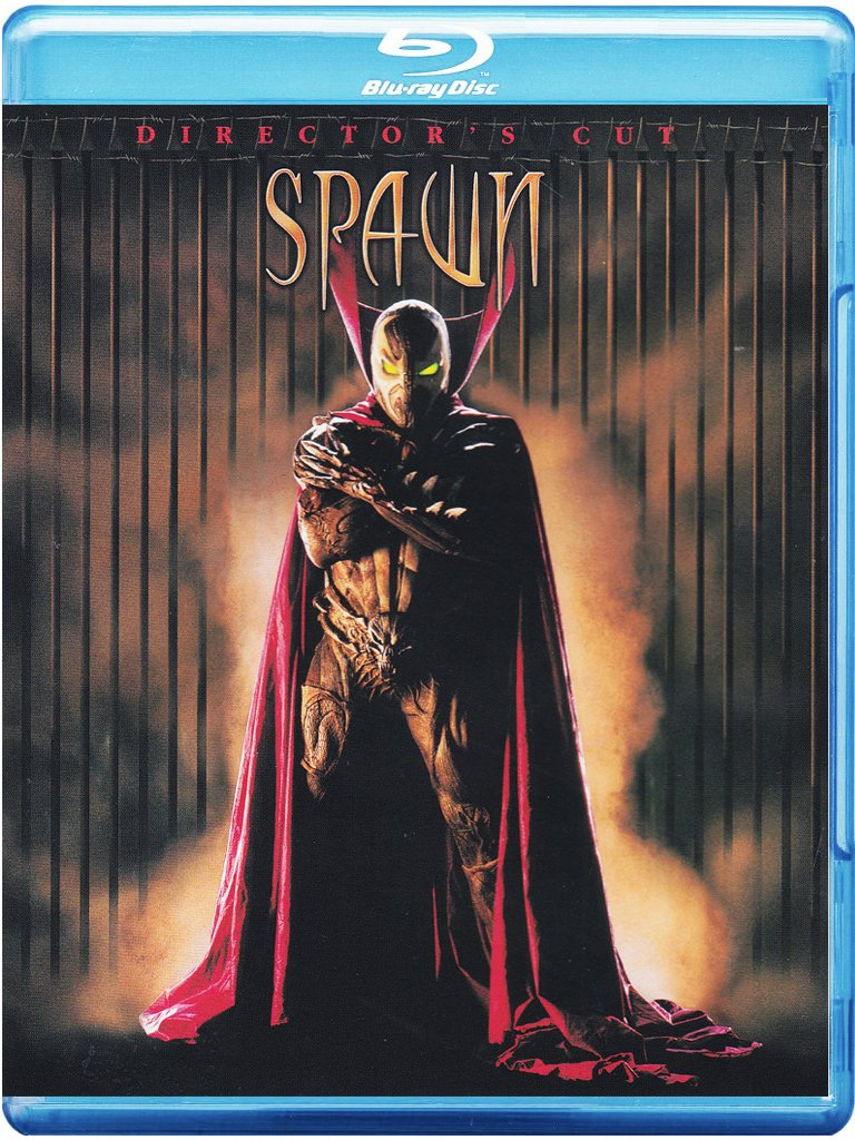 Spawn (director's cut) (Import UK) Blu Ray