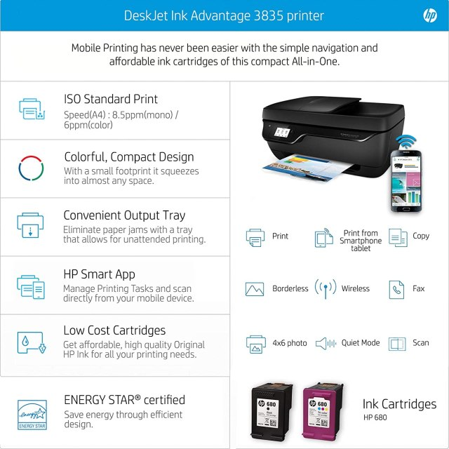 budget wireless Printers for home