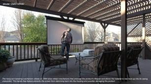 Elite-Screens-Yard-Master-Manual-100-inch-Indoor-Outdoor-Rain-Water-Protection-Projector-Screen-169-8K-4K-Ultra-HD-3D-Movie-Theater-Cinema-100-IP-65-Mildew-Resistant-Projection-Screen-OMS100HM