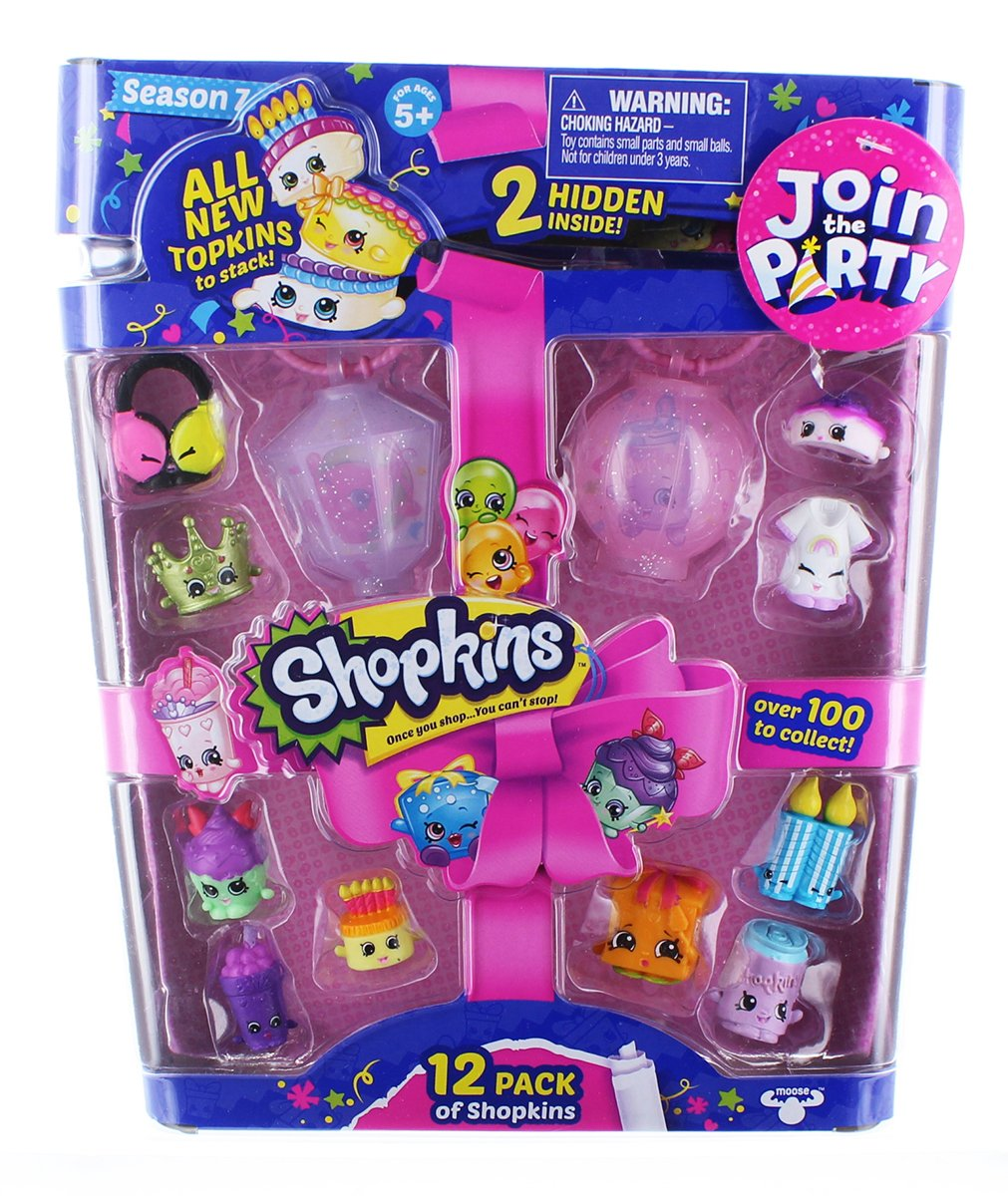 Shopkins Join the Party 12 Pack - Season 7