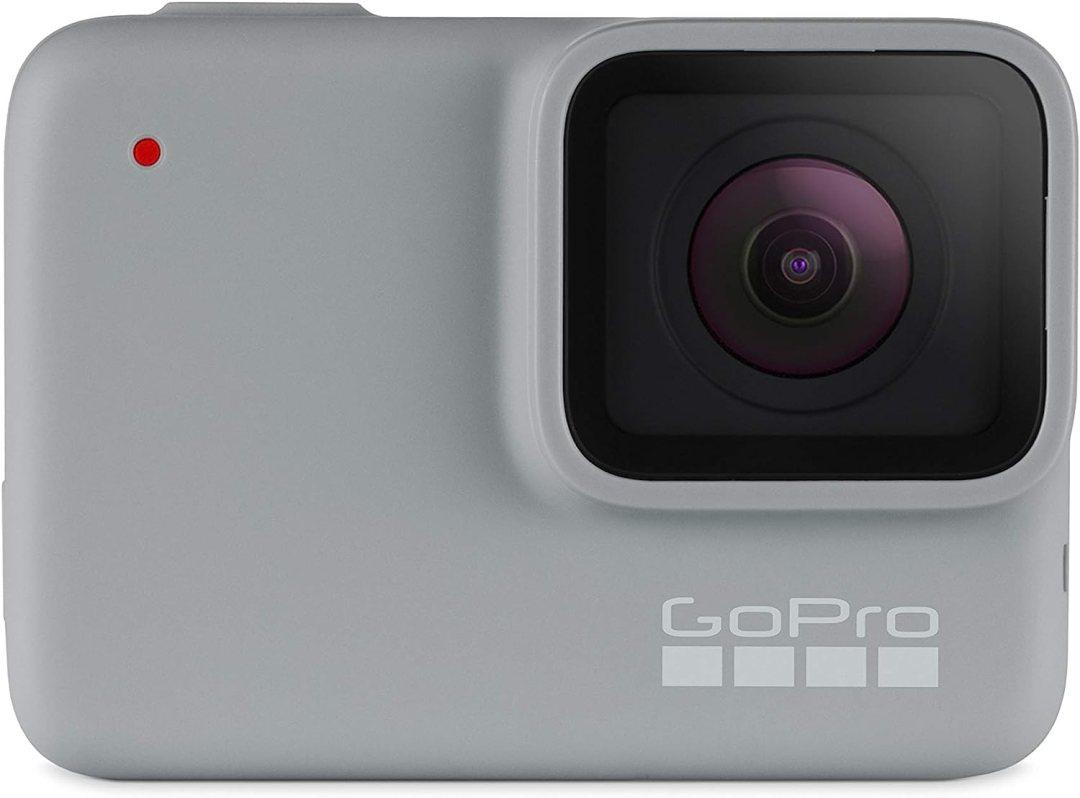 GoPro CHDHB-601-RW Caméra numérique étanche avec écran tactile vidéo HD 1440p, 10 MP Noir
