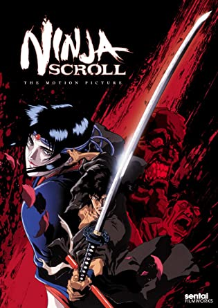 Ninja Scroll [Edizione: Stati Uniti]: Amazon.it: Ninja Scroll ...