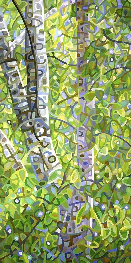 Amazoncom Hide And Seek By Mandy Budan Art Print 15 X 30