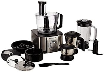Morphy Richards Food Processor Icon Dlx 1000-Watt