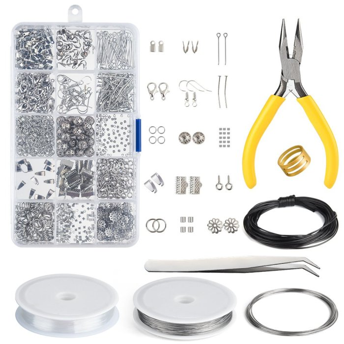 jewelry making kit | Kuuqa Starter Jewelry Making Kit