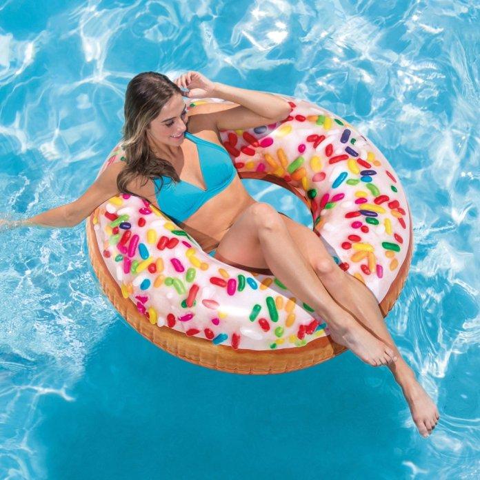Hinchables de Helados y Donuts