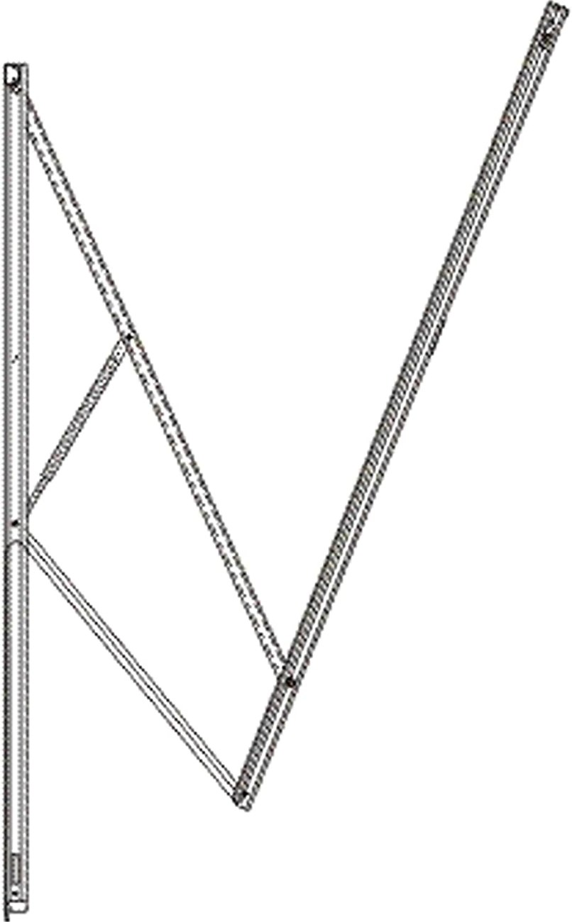 9100 Power Awning Arm Assembly