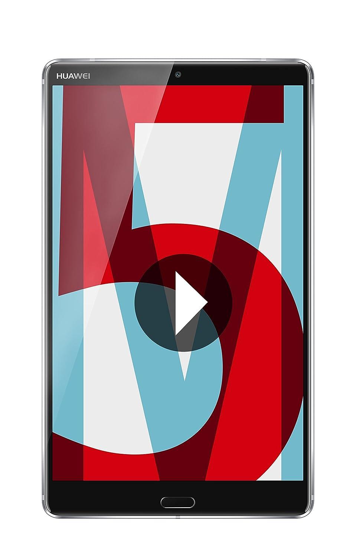 "HUAWEI MediaPad M5 8 Wi-Fi Tablette Tactile 8.4"" Gris (32Go, 4Go de RAM, Android 8.0, Bluetooth)"