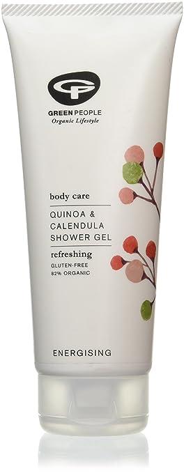 The Green People Quinoa & Calendula Shower Gel 200 ml