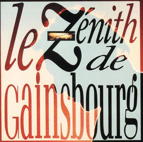 Le Zenith de Gainsbourg: Gainsbourg, Serge: Amazon.fr: Musique