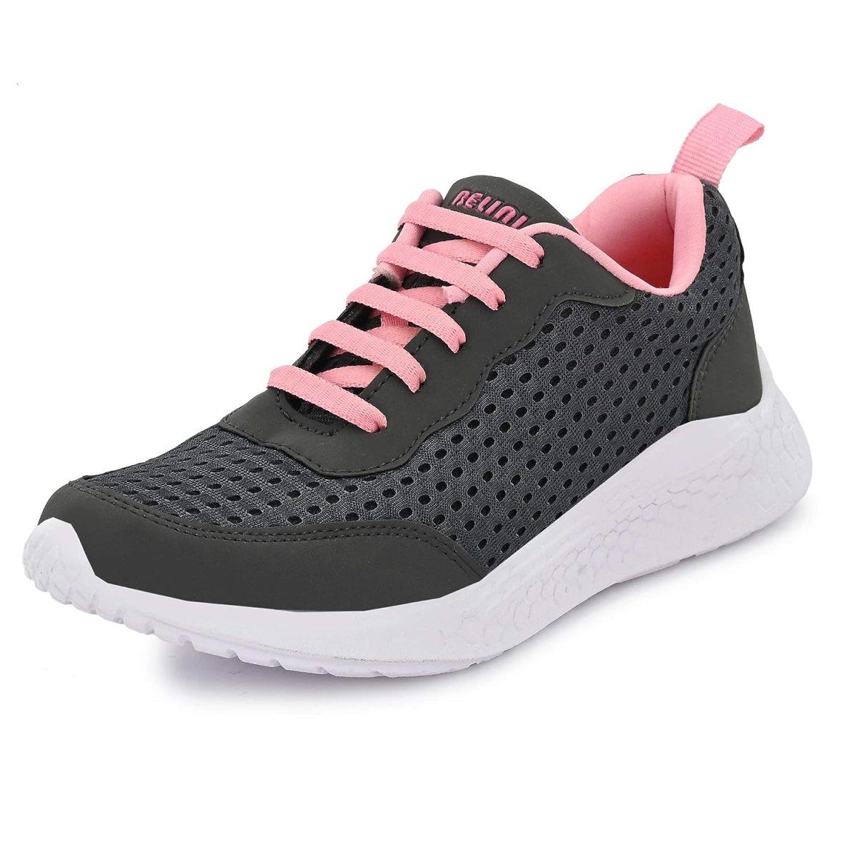 Belini Women's Grey Running Shoes