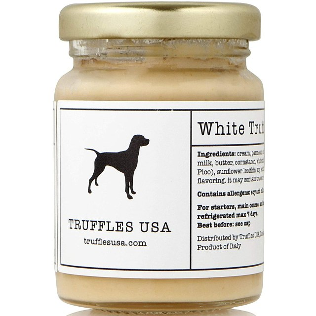 TRUFFLES USA White Truffle Cream and Parmesan Reggiano DOP 3.1oz ...
