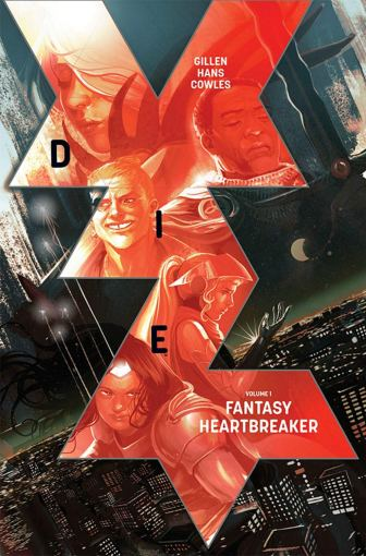 Amazon.com: Die Volume 1: Fantasy Heartbreaker (9781534312708): Gillen,  Kieron, Hans, Stephanie: Books