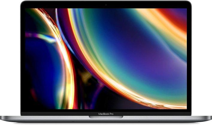 Nuevo Apple MacBook Pro (de13Pulgadas, 8GB RAM, 512GB Almacenamiento SSD, Magic Keyboard) - Gris Espacial