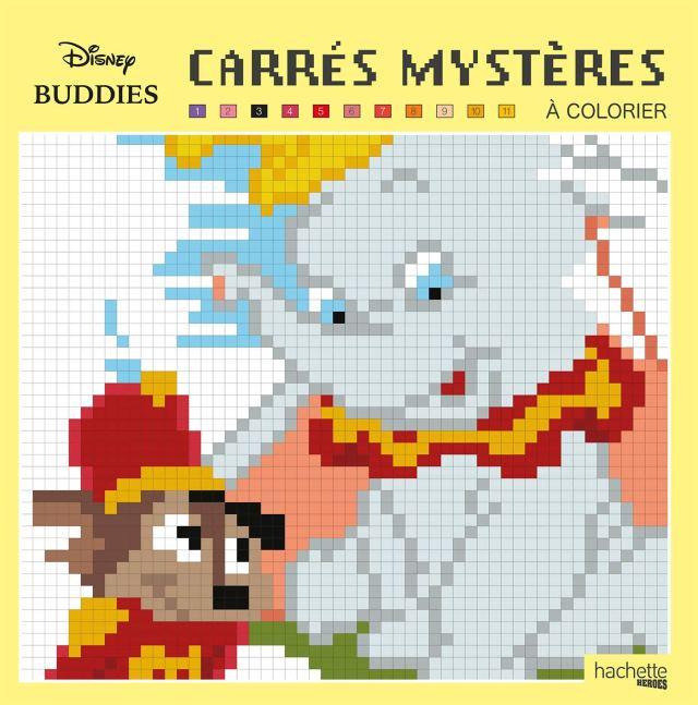 Carrés mystères Disney Buddies (Heroes) (French Edition): Bal