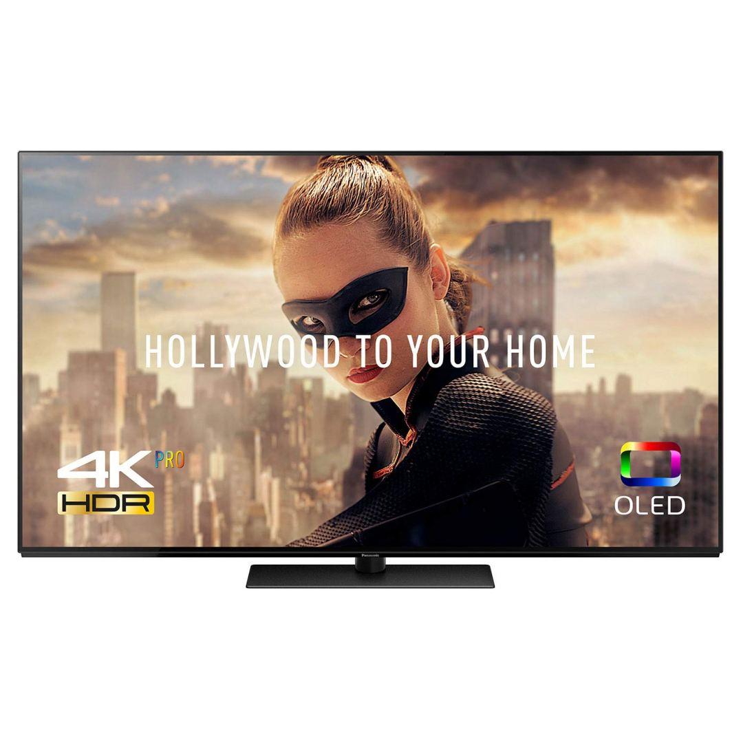 Panasonic - TX65FZ800 - 165 cm - OLED UHD/4K TV - THX 4K Display - Modèle 2018