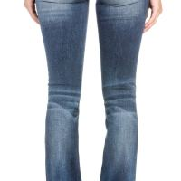 Miss Me Star Behavior Slim Bootcut Jeans