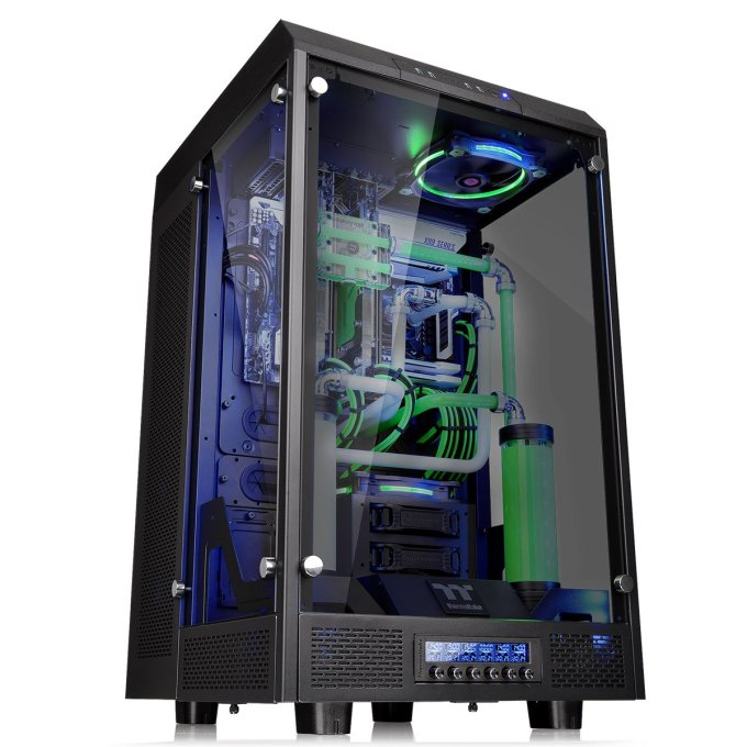 Thermaltake TT Premium The Tower 900 電源ユニット
