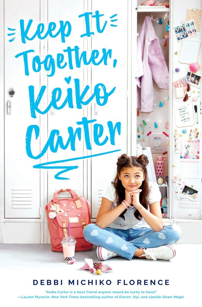Keep It Together, Keiko Carter: Florence, Debbi Michiko: 9781338607529:  Amazon.com: Books