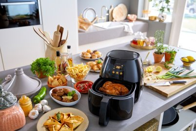 What yo can make with the Philips Airfryer XL HD 9240