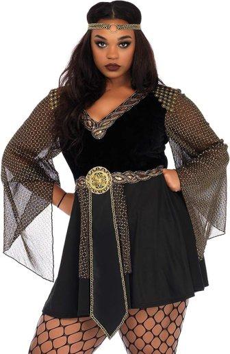 Leg Avenue Women's Glamazon Warrior Costume