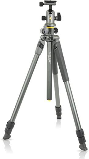 Vanguard Alta Pro 2+ 263AB 100 Camera Tripod (Black)