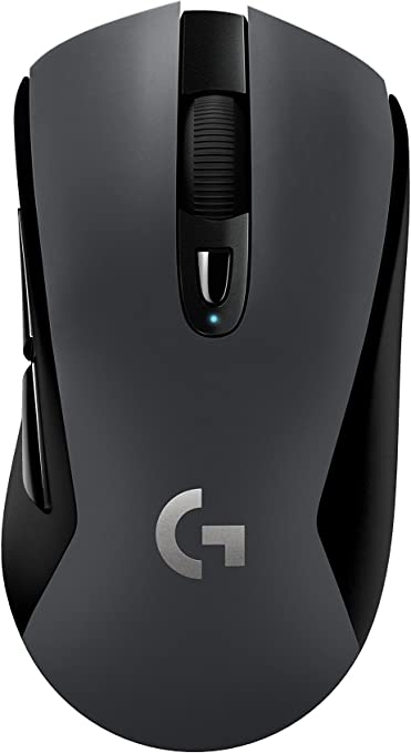 Amazon Com Logitech G G603 Lightspeed Wireless Gaming Mouse Computers Accessories
