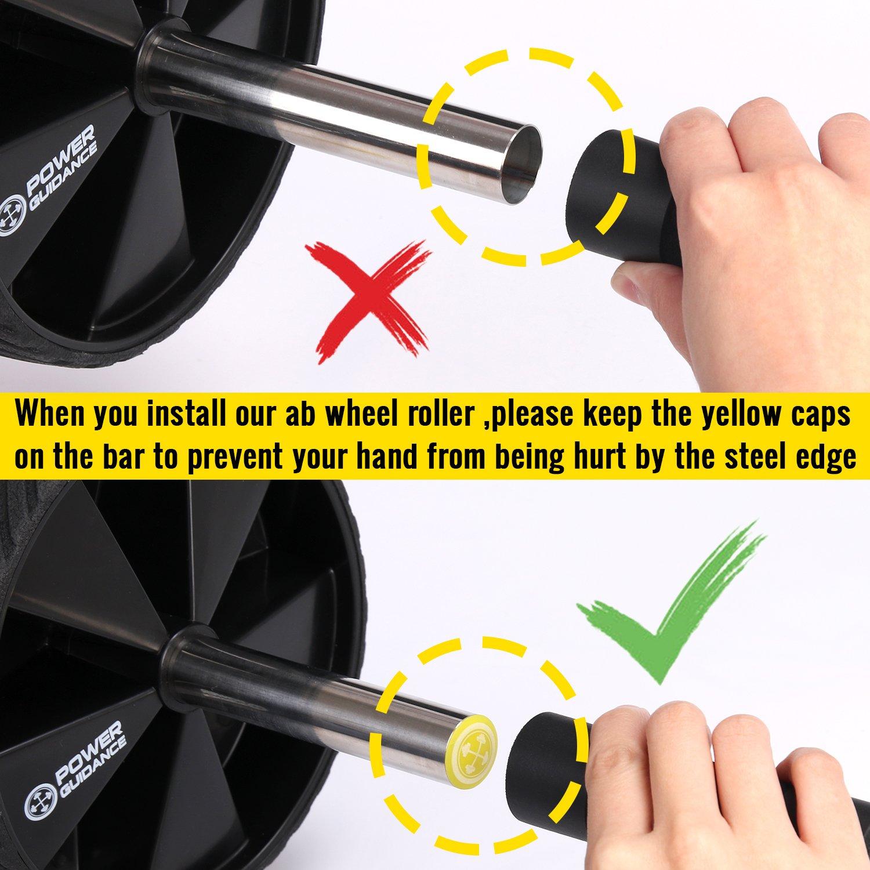 Power Guidance Ab roller