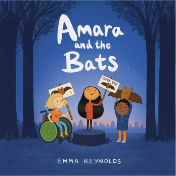 Amara and the Bats: Reynolds, Emma, Reynolds, Emma: 9781534469013: Amazon.com:  Books