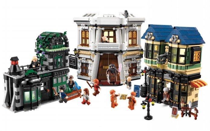 Juguetes de Harry Potter y Animales Fantásticos LEGO