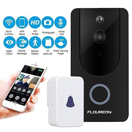 Assembling-Doorbell-Camera