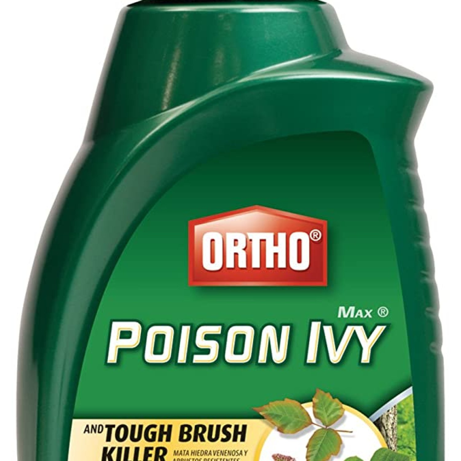 Ortho Max Poison Ivy and Tough Brush killer