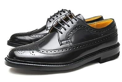 「革靴 ウイングチップ」の画像検索結果