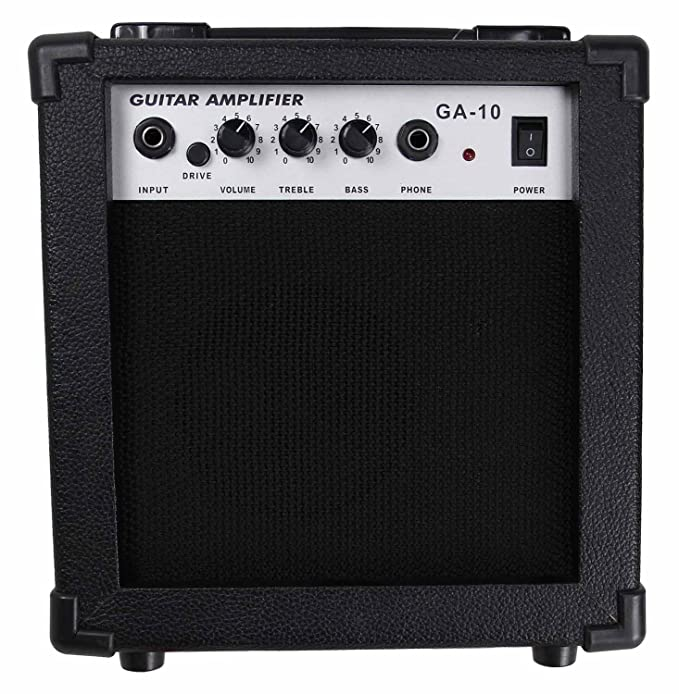 Barcelona 10 Watt Electric Guitar Combo Amp