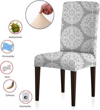 ColorBird Medallion Chair Slipcovers