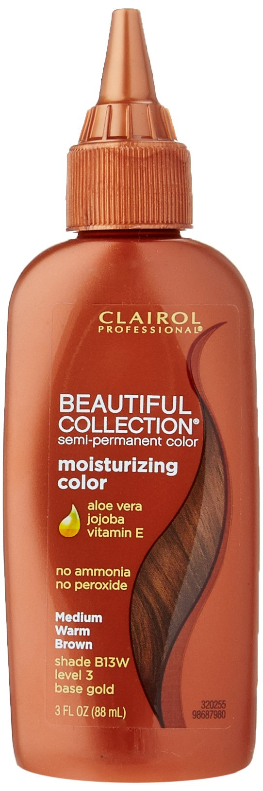 Clairol Beautiful Collection Semi Permanent Hair Color Directions
