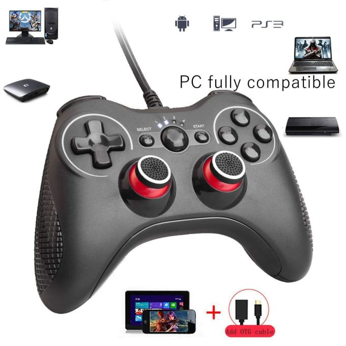 wired ps3 controller on pc windows 10