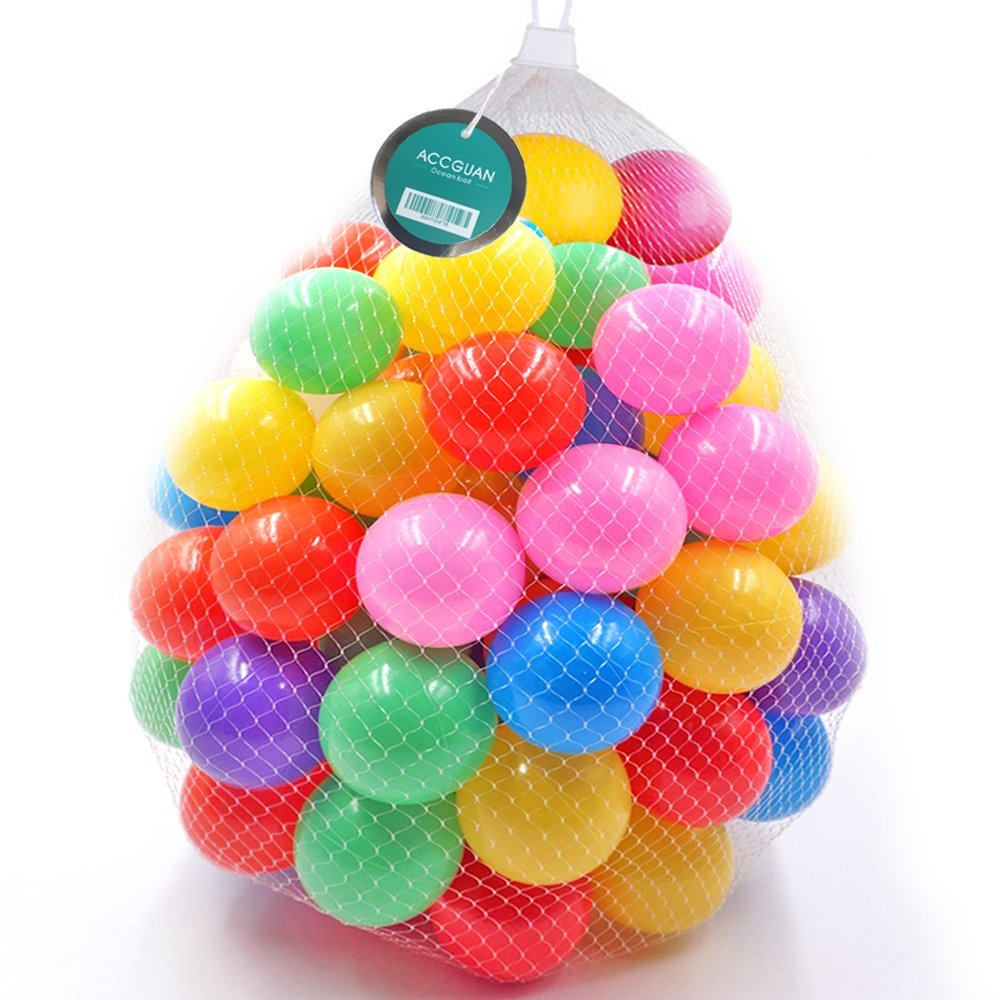 Accguan Colorful Soft Ball
