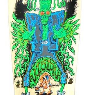 best skateboard decks: Vision Groholski Frankenstein Reissue Skateboard Deck