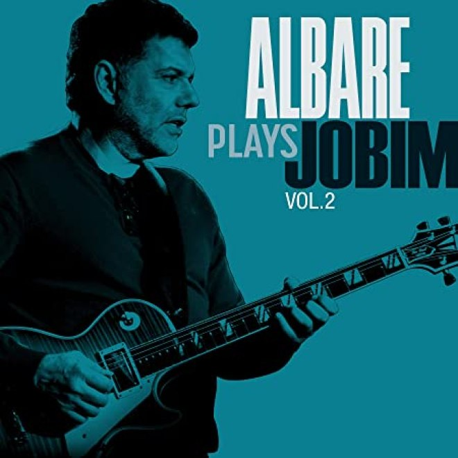 "Картинки по запросу ""Albare - Plays Jobim Vol. 2"""