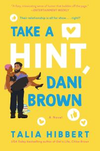 Image result for take a hint dani brown book cover