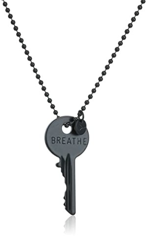 The Giving Keys Classic Necklace BREATHE